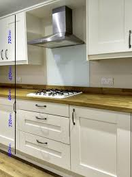 Kitchen Hood Size Chart The Complete Guide To Standard Kitchen Cabinet Dimensions