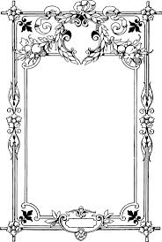 antique frame border. Viewing Gallery For - Antique Frame Border Clipart D