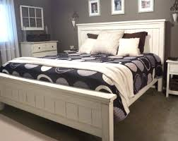 Bedroom Queen Bed Base Frame King Size Bed Frame And Mattress Set ...