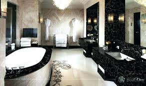 chesapeake paradise memory foam 3 pc bath rug set bathroom light grey rugs black and white