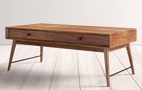 With different styles to match your seating and furniture, our coffee tables keep everything you like to have close by. Mid Century Modern Style Coffee Tables You Ll Love Home