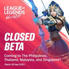 League of Legends: Wild Rift on Twitter: