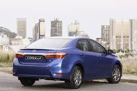 2014 Toyota Corolla Launched in SA - Cars.co.za