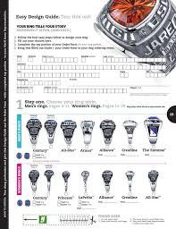 Herff Jones Size Chart Herff Jones Class Ring Catalog 2015 By Herff Jones High
