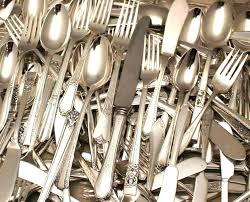 Silver Patterns Classy Silver Patterns Sterling Antique Flatware Mismatched Old Towle