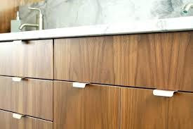 modern brass cabinet pulls. Cabinet Drawer Pulls Update Mid Century Modern Farmhouses . Brass E