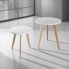 interior coffee table white round coffee table modern freedom sapporo white with small white round