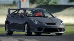 Assetto Corsa - Toyota Celica SS-I 2003 - YouTube