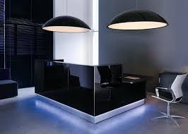 modern office reception furniture. Modern Office Reception Furniture With Black Gloss Desk