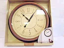 chaney 24 in wall clock whats it worth in dimensions 1600 x 1200
