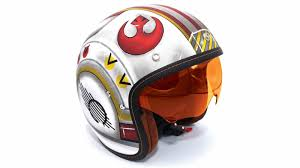 whether jedi sith or rebel these star wars motorcycle helmets