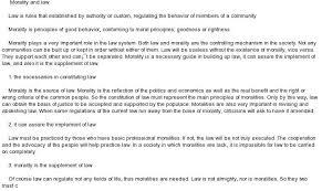 authority essay law law morality j raz the authority of law essays on law and morality in