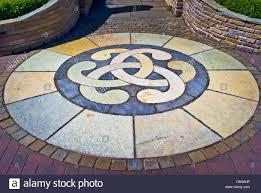 Circular Paving Patterns Cool Decorating