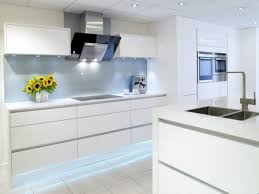 White High Gloss Kitchen Cabinets Latest Designs European Style