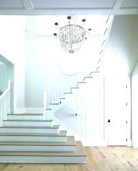 two story foyer lighting terior 2 chandelier height