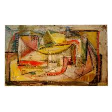 1940s american abstract expressionism painting for