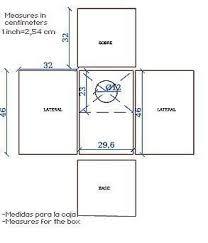 Cajon Size Chart How To Build A Cajon Cajon Drum Drums Musical Instruments
