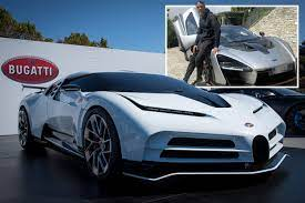 The bugatti la voiture noire is the most expensive new car in the world and recent rumours suggest that the lucky buyer is footballer cristiano ronaldo, but. Cristiano Ronaldo S Amazing Car Collection Worth 17m After Splashing Out On A Limited Edition Ferrari Monza Worth 1 4m