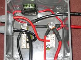 where to put the fuses? solar panels solar panels forum solar system fuses at Solar Panel Fuse Box