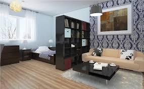 apartment bedroom ideas. Small Studio Space Apartment Design Interior Decorating Ideas For Apartments Renovation Bedroom