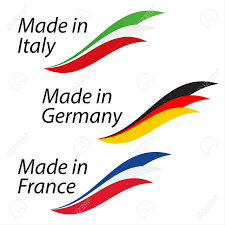 Italian Logos Simple Logos Made In Italy Made In Germany And Made In France