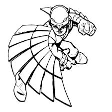 Leuk Voor Kids Super Hero Squad Kleurplaten