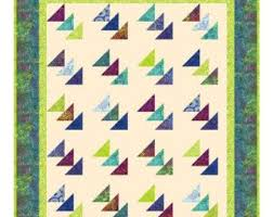 47 best Quilt in a Day images on Pinterest | Tutorials, Bookmarks ... & Quilt Pattern - Southbound Flying Geese Quilt - Easy with Quilt In A day  Flying Geese Adamdwight.com