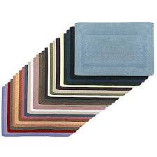 wamsutta bath mat the best bathroom rugs and bath mats wamsutta reversible contour