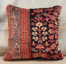 textile gallery oriental rug pillow