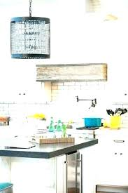 diy metal range hood cover en ideas full image for decorative wooden covers hoods wood