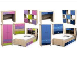 sydney childrens bedroom furniture range pink or blue storage bed boys bedroom furniture desk