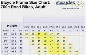 Specialized Bikes Sizing Online Charts Collection