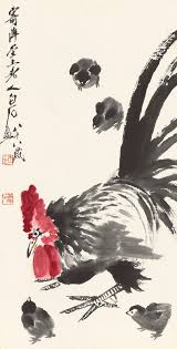 qi baishi father and so flowers birds sotheby s hk0459lot6p4fyen