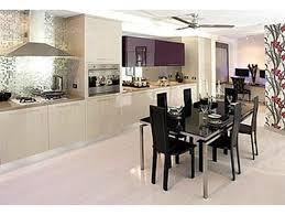 Luxury Kitchen Flooring Modern Big Luxury Kitchen Design Ideas With Marble Flooring Also