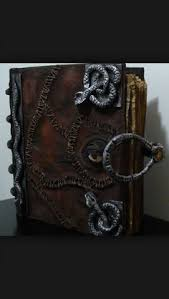 hocus pocus book replica by silentplace on deviantart