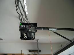 how to install craftsman garage door opener garage door opener support beam probably super inside throughout