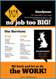 free handyman flyer template frequent handyman business flyer handyman flyer from