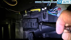 how to install replace ac heater fan speed resistor chrysler how to install replace ac heater fan speed resistor chrysler pacifica 04 07 1aauto com