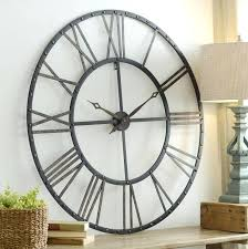 36 inch clock best living room wall clocks ideas on large wall with with the brilliant