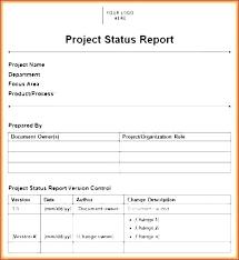 report formats in word simple status report template simple project status report template
