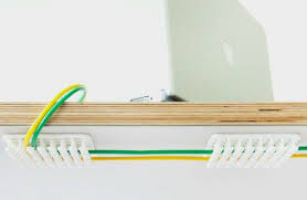 Electricity: Can't live without it, but we'd definitely love to toss the  unsightly cords littering our floors and walls and mucking up some  otherwise clean ...