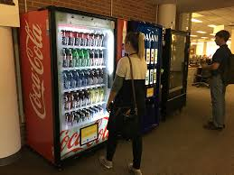 Vending Machine Overcharged My Card Best Kennesaw State University Vending Services