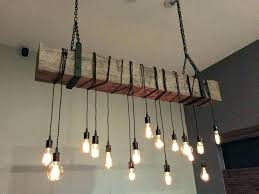full size of rustic hanging light fixtures creative good with custom reclaimed barn beam lamps