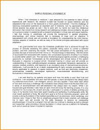 Example Of Personal Essays Personal Statement For Graduate School Template Fresh