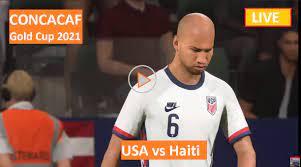 Usa Vs Haiti