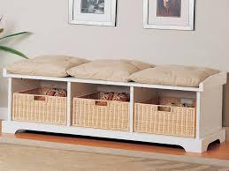 Diy Indoor Bench Seat With Storage
