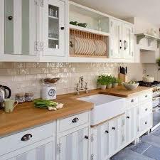 19 kitchen butcher block countertops in white cabinets prepare 4