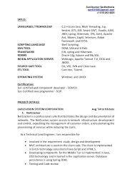 Kronos Systems Administrator Resume - Tier.brianhenry.co