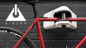Indoor Bike Storage Airlok High Security Bike Storage Hanger Store Lock By Hiplok