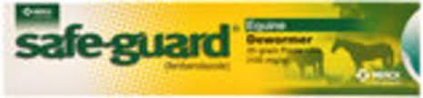 Safe Guard Dewormer Paste